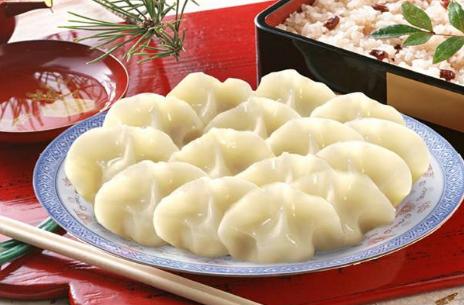 你没吃过的驴肉饺子